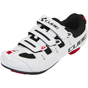 Cube Road CMPT Schuhe Unisex white'n'red bei fahrrad.de Online