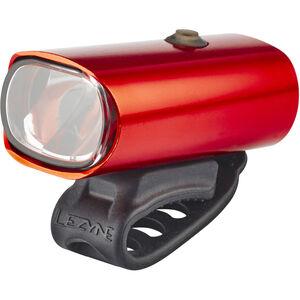 Lezyne Hecto Drive 40 Frontlicht StVZO Y11 rot-glänzend/weiß rot-glänzend/weiß
