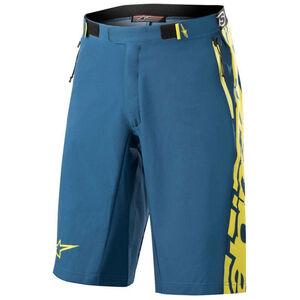 Alpinestars Mesa Shorts Herren poseidon blue/acid yellow poseidon blue/acid yellow