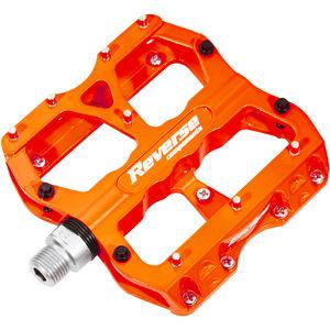 Reverse Escape Pedals neon orange neon orange