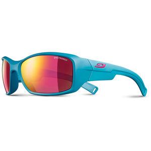 Julbo Rookie Spectron 3CF Sunglasses 8-12Y Kinder emerald blue-multilayer pink emerald blue-multilayer pink