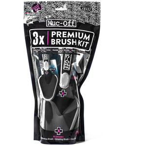 Muc-Off Brush 3er-Set