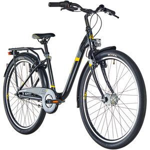 s'cool chiX 26 7-S alloy Anthrazit/Yellow Matt bei fahrrad.de Online