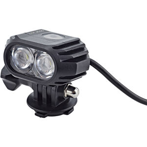 Cube HPA 2000 LED-Licht Helmlampe black black