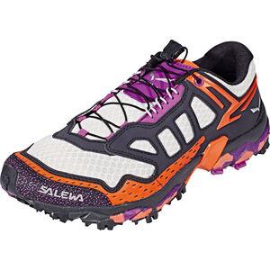 Salewa Ultra Train Trailrunning Shoes Women Papyrus/Purple Wine