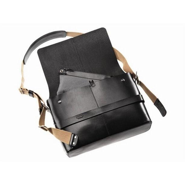 Brooks Barbican Shoulder Bag Leather black