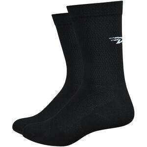DeFeet Levitator Lite Socken schwarz schwarz