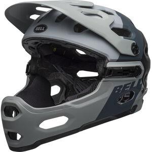 Bell Super 3R MIPS Helmet downdraft matte gray/gunmetal downdraft matte gray/gunmetal