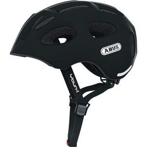 ABUS Youn-I Helmet Kinder velvet black velvet black