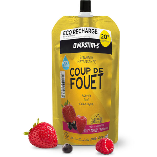 OVERSTIM.s Coup de Fouet Liquid Gel Beutel 250g Red Berries