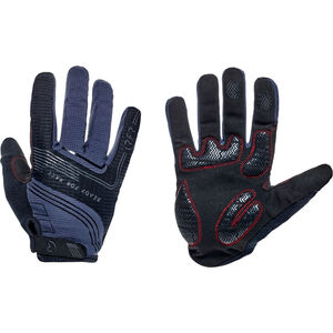 Cube RFR Comfort Langfinger Handschuhe black
