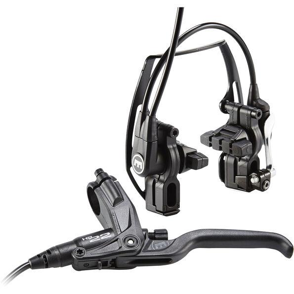 Magura HS22 Felgenbremse 3-Finger-Hebel VR/HR mit EVO2 Anbau