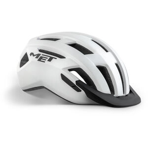 MET Allroad Helm white matte white matte