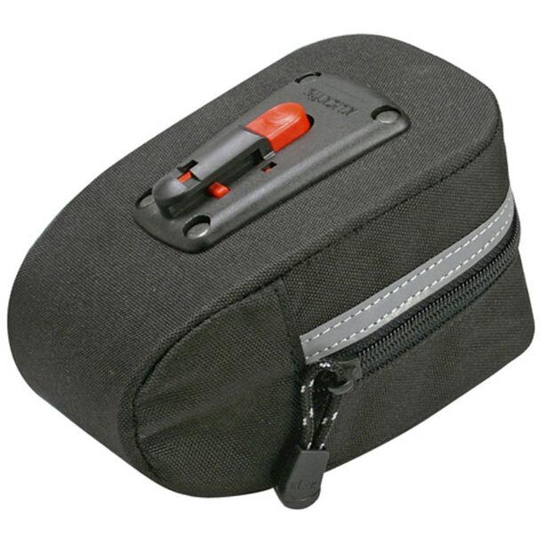 KlickFix Micro 100 Satteltasche schwarz
