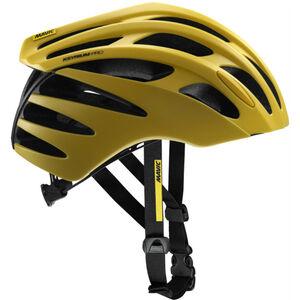 Mavic Ksyrium Pro MIPS Helmet sulphur/jet black