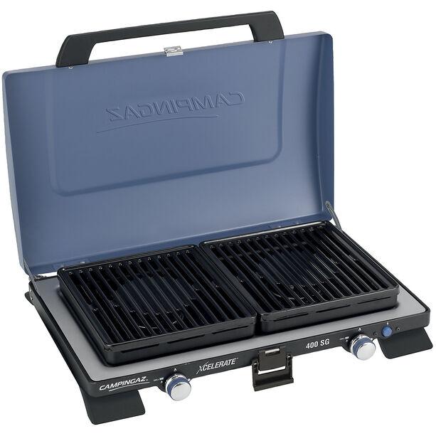Campingaz 400 SG Zweiflammkocher blau