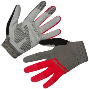 Endura Hummvee Plus II Gloves red red