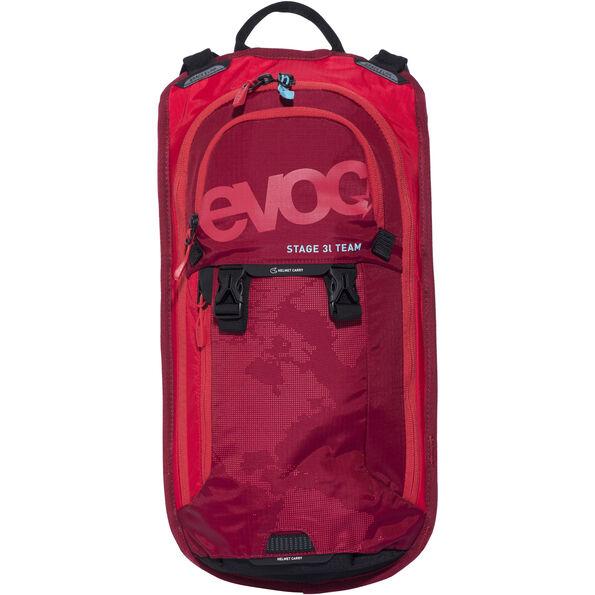 EVOC Stage Team Technical Performance Pack 3 L + Hydration Bladder 2 L