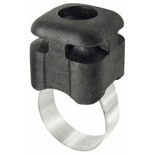 KlickFix Quad Mini Bloc Adapter schwarz schwarz