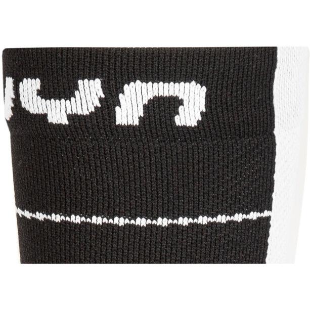 UYN Cycling Support Socks Herren black/white