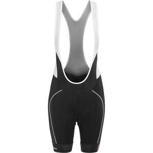 Castelli Velocissima Bib Shorts Damen black/white black/white