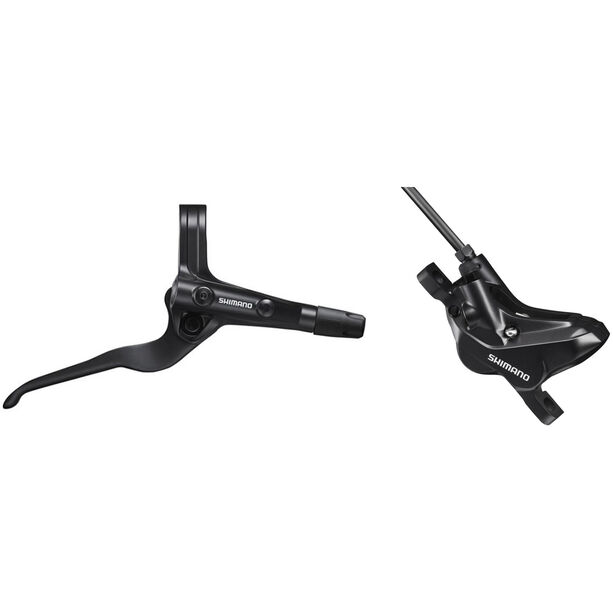 Shimano BL-MT402-3/BR-MT420 Scheibenbremse Hinterrad black