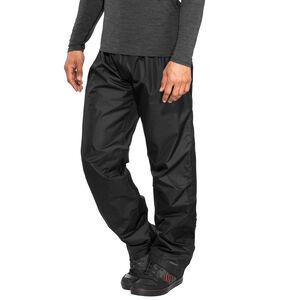 VAUDE Fluid II Pants Herren black black