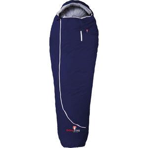 Grüezi-Bag Biopod Wool Zero Sleeping Bag Night Blue bei fahrrad.de Online