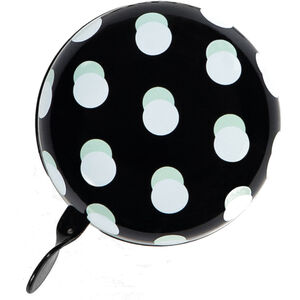 URBAN PROOF Ding Dong Bell 6,5cm dots black dots black