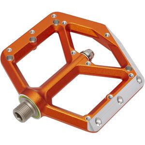 Spank Spike Flat Pedals orange bei fahrrad.de Online