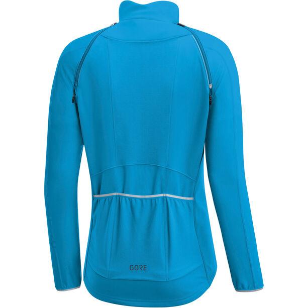GORE WEAR C3 Phantom Windstopper Zip-Off Jacket Damen dynamic cyan dynamic cyan