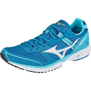 Mizuno Wave Emperor 3 Shoes Damen blue curacao/white/blue sapphire blue curacao/white/blue sapphire