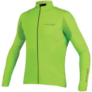 Endura Pro SL Classics Jackentrikot neon-grün