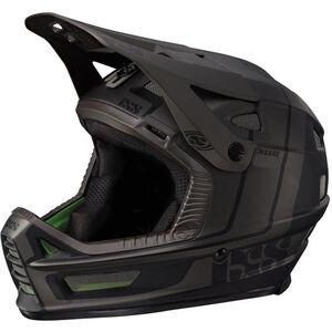 IXS Xult Fullface Helmet black/silver black/silver