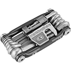 Crankbrothers Multi-17 Multitool nickel bei fahrrad.de Online