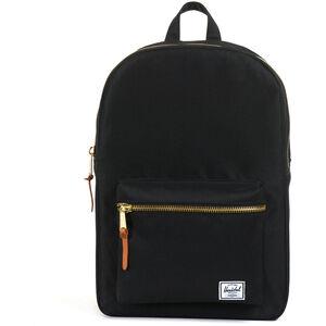 Herschel Settlement Mid-Volume Backpack black black