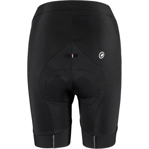 assos Uma GT Half Shorts Damen black series