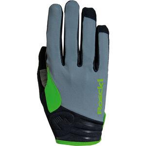 Roeckl Mileo Handschuhe grau grau