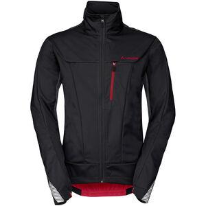 VAUDE Steglio Softshell Jacket Herren black black