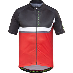 GORE BIKE WEAR Power Trail Jersey Men red/black bei fahrrad.de Online