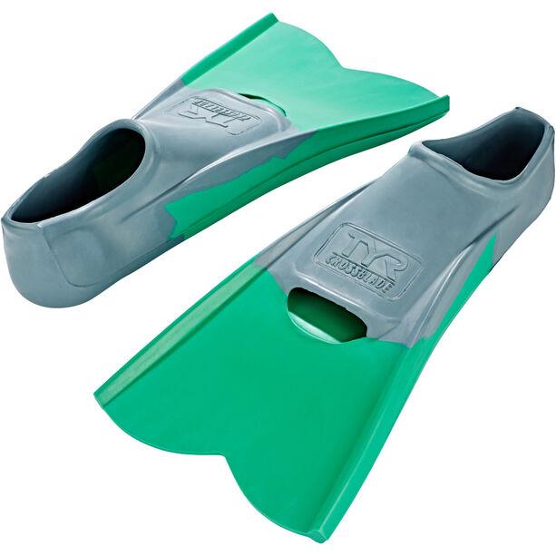 TYR Crossblade Fins S black/green