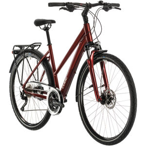 Cube Touring EXC Trapez red/grey red/grey