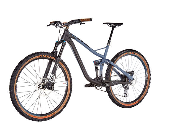 "NS Bikes Snabb 130 Plus 1 29"" black/steel blue"