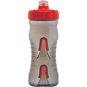 Fabric Cageless Bottle 600ml black/red black/red