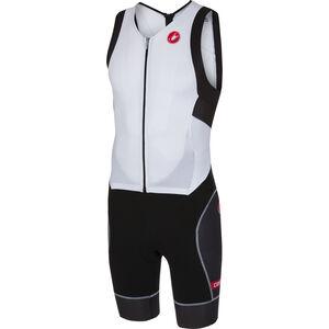 Castelli Free Sanremo Sleeveless Suit Men white/black bei fahrrad.de Online