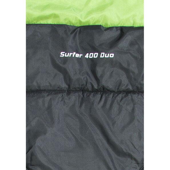 CAMPZ Surfer 400 Duo Schlafsack