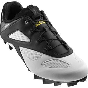 Mavic Crossmax Shoes Men Black/White/Black bei fahrrad.de Online