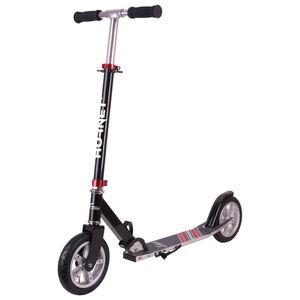 HUDORA Hornet City Scooter schwarz/rot bei fahrrad.de Online