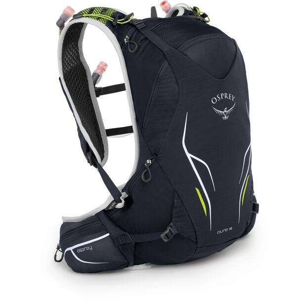 Osprey Duro 15 Hydration Backpack alpine black