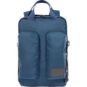 The North Face Mini Crevasse Backpack blue wing teal heather/asphalt grey bei fahrrad.de Online